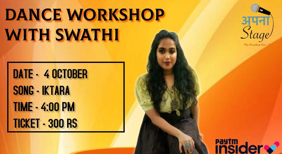Dance Workshop (Swathi)