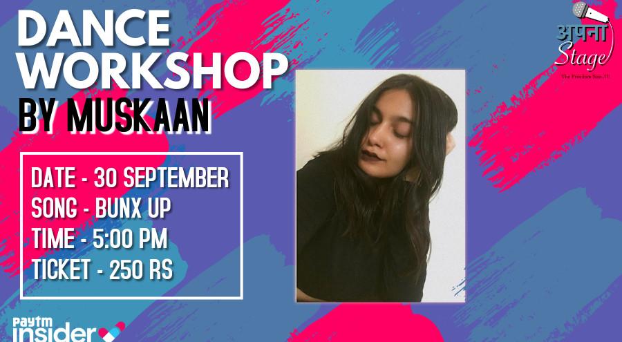 Dance Workshop (Muskaan)