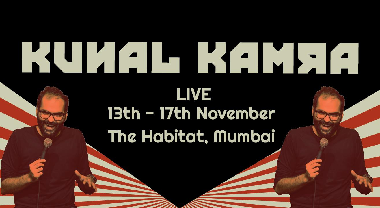 Kunal Kamra Live in Mumbai