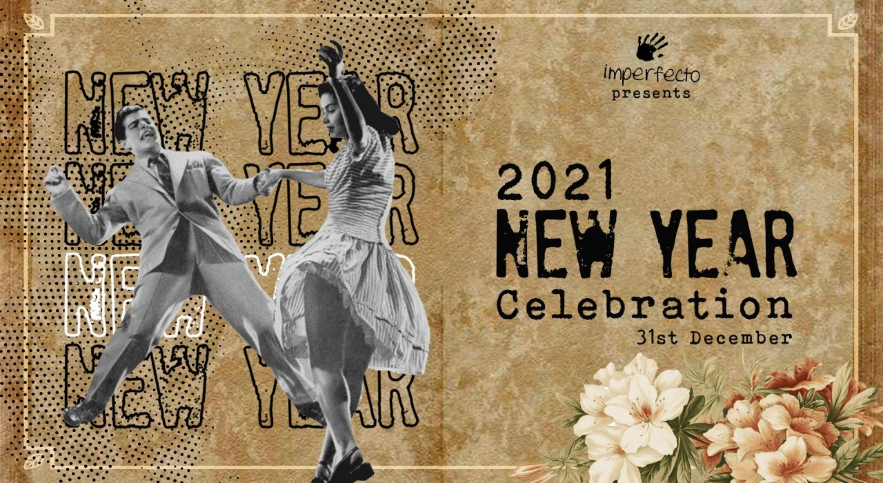 New Year's Eve Celebrations   Informal By Imperfecto