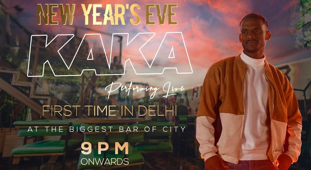 New Year's Eve 2021@ Raftaar High Speed Bar & Lounge