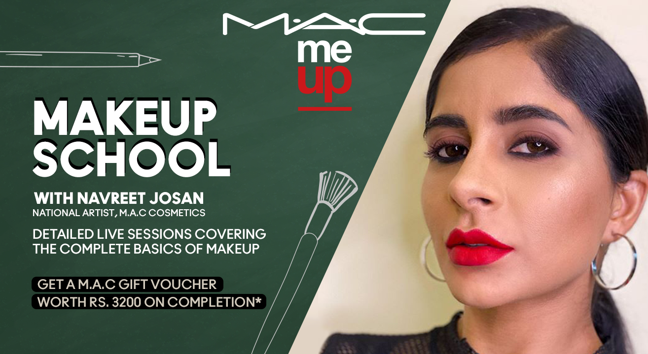 M.A.C Makeup School by Navreet Josan