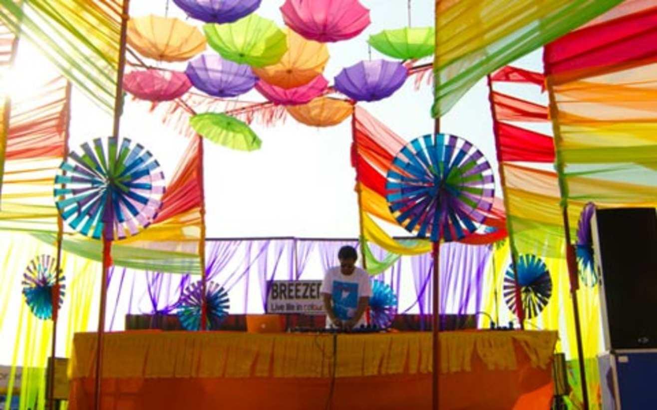 Bacardi NH7 Weekender, Delhi NCR