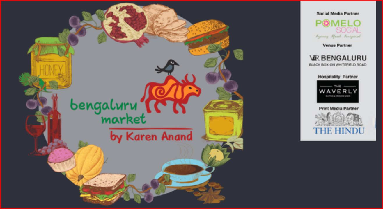 The Bengaluru Market by Karen Anand (Round 3)