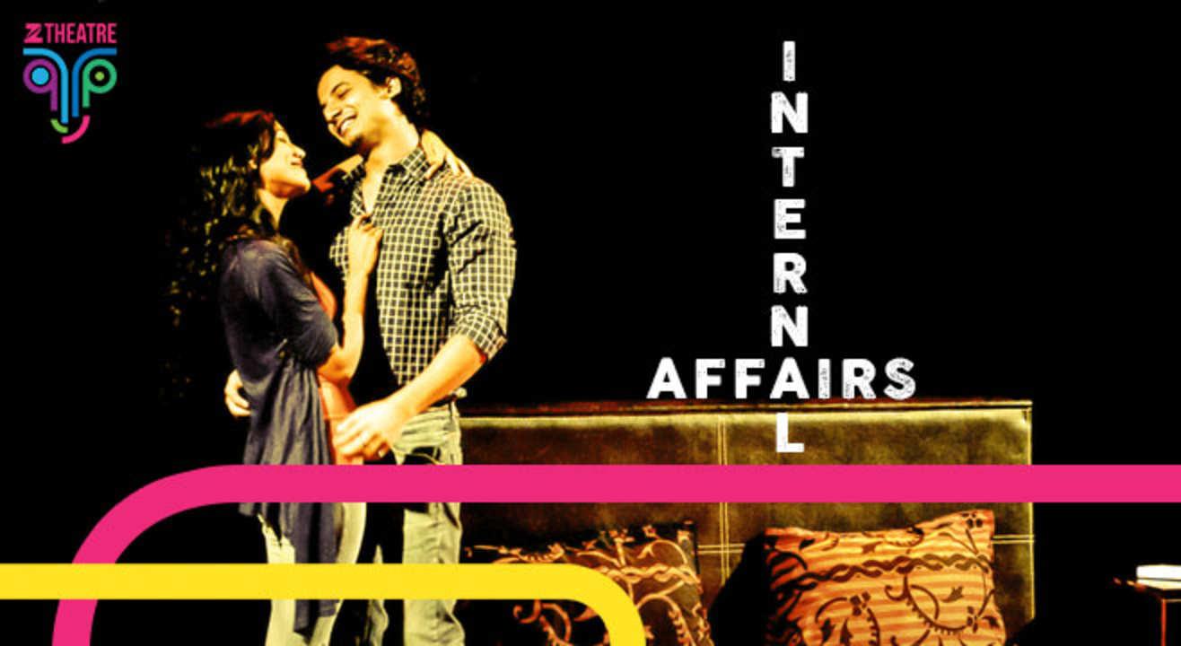 Zee Theatre Presents Internal Affairs, Patiala