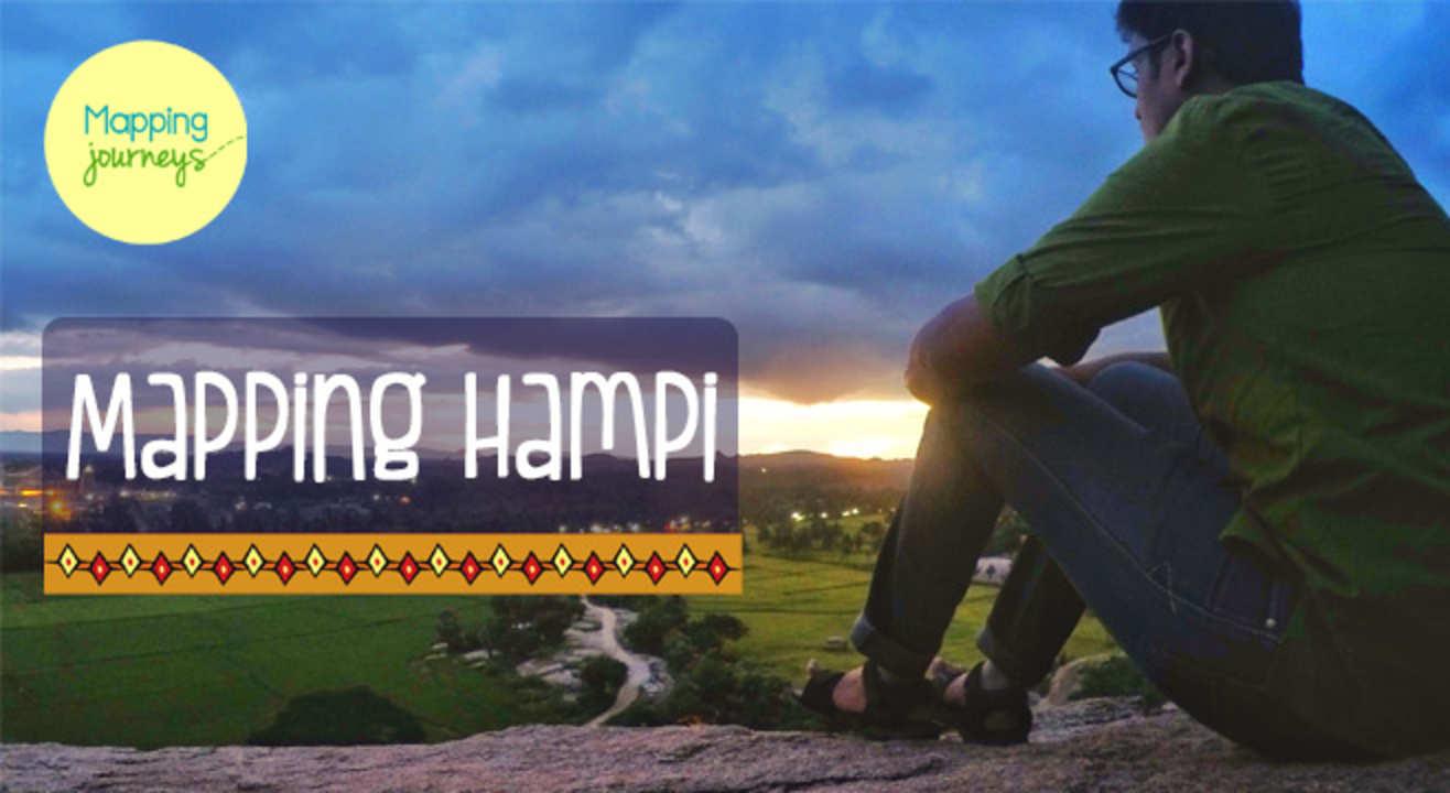 Mapping Hampi