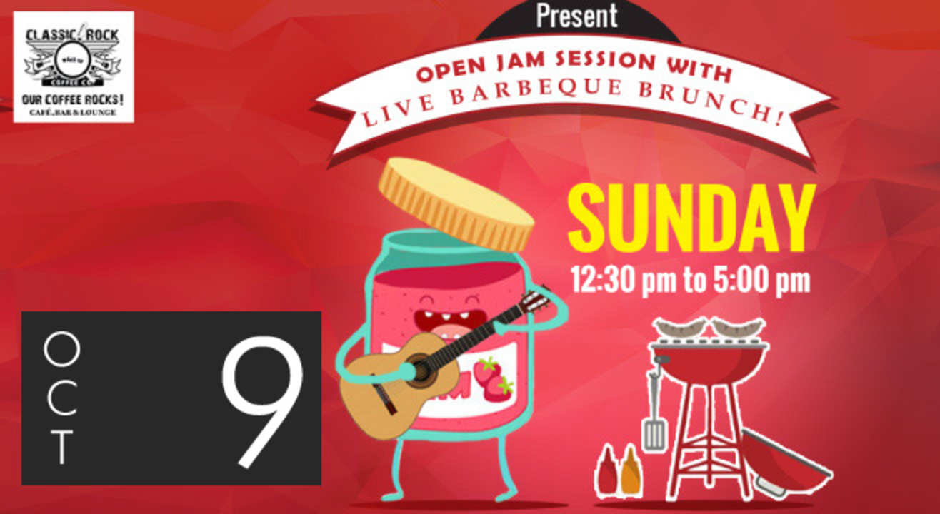 Classic Rock Coffee Co. presents Live Barbeque Brunch