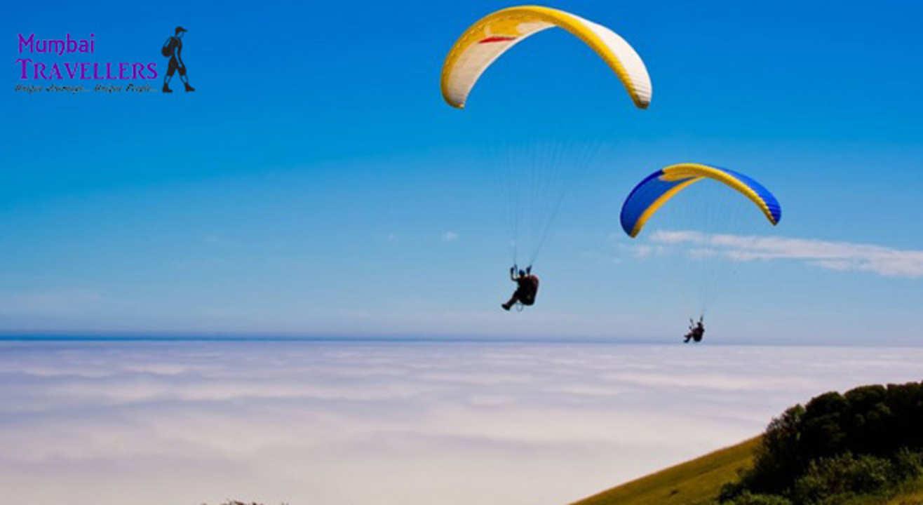 Adventure Getaway : Paragliding in Kamshet