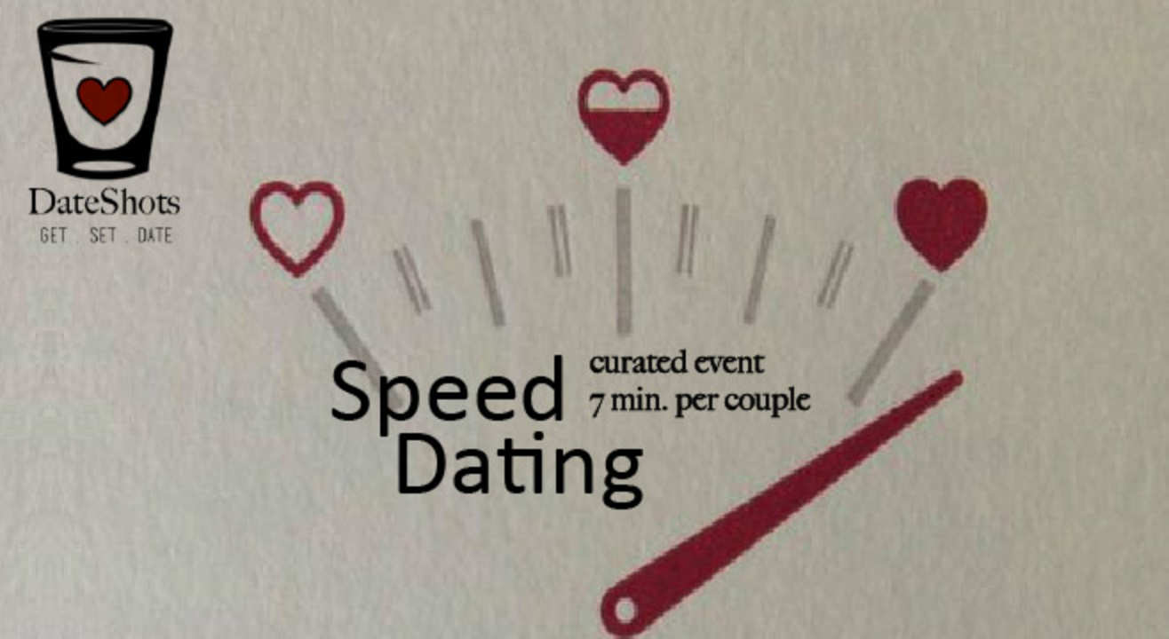 DateShots – Speed Dating Event