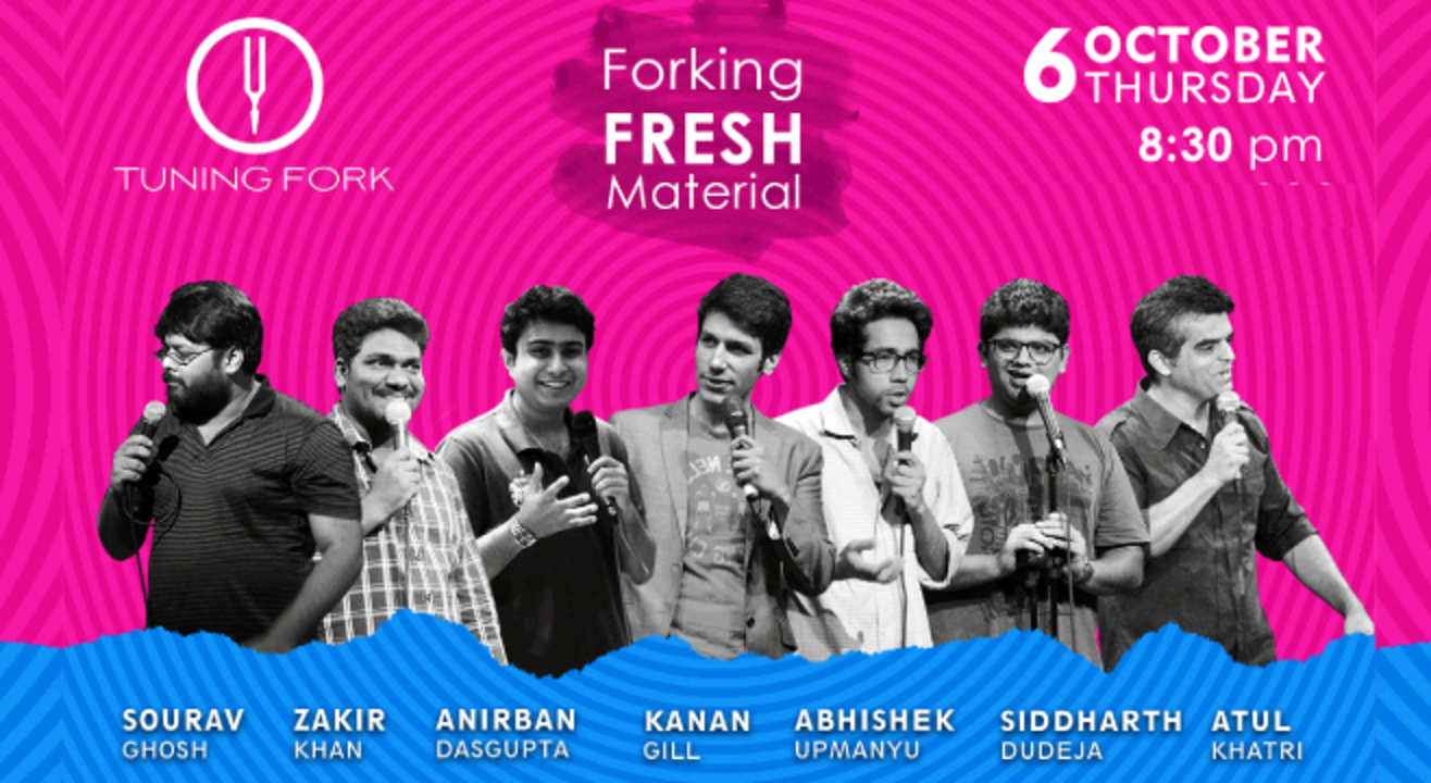 Forking Fresh Material #2
