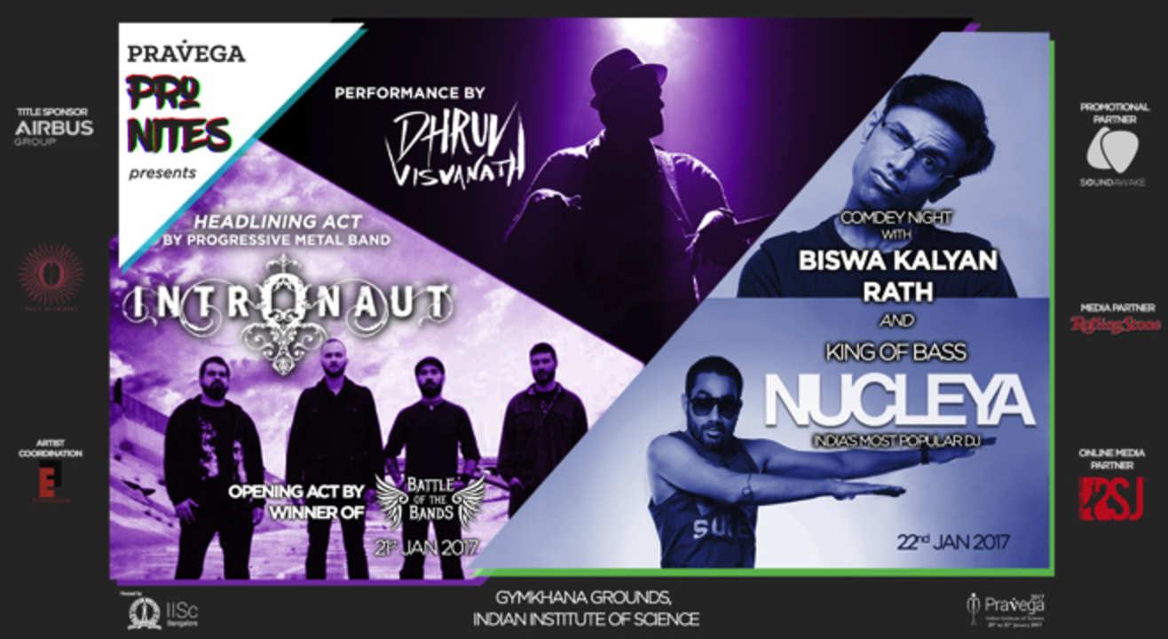 Pravega ft. Nucleya, Biswa & Dhruv Viswanath