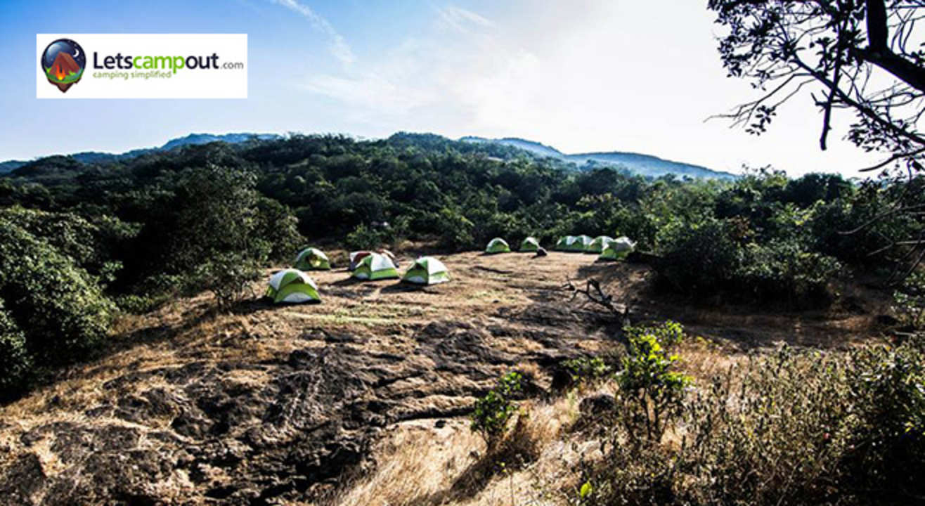 New Year Camp Out: Breeze on Water (Lonavala)