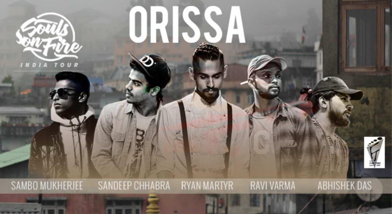 Souls On Fire - India Tour - Mizoram