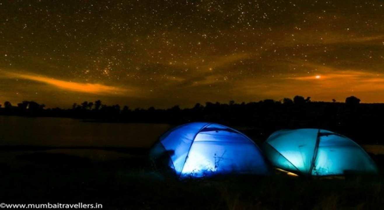 Riverside Camping at Vaitarna