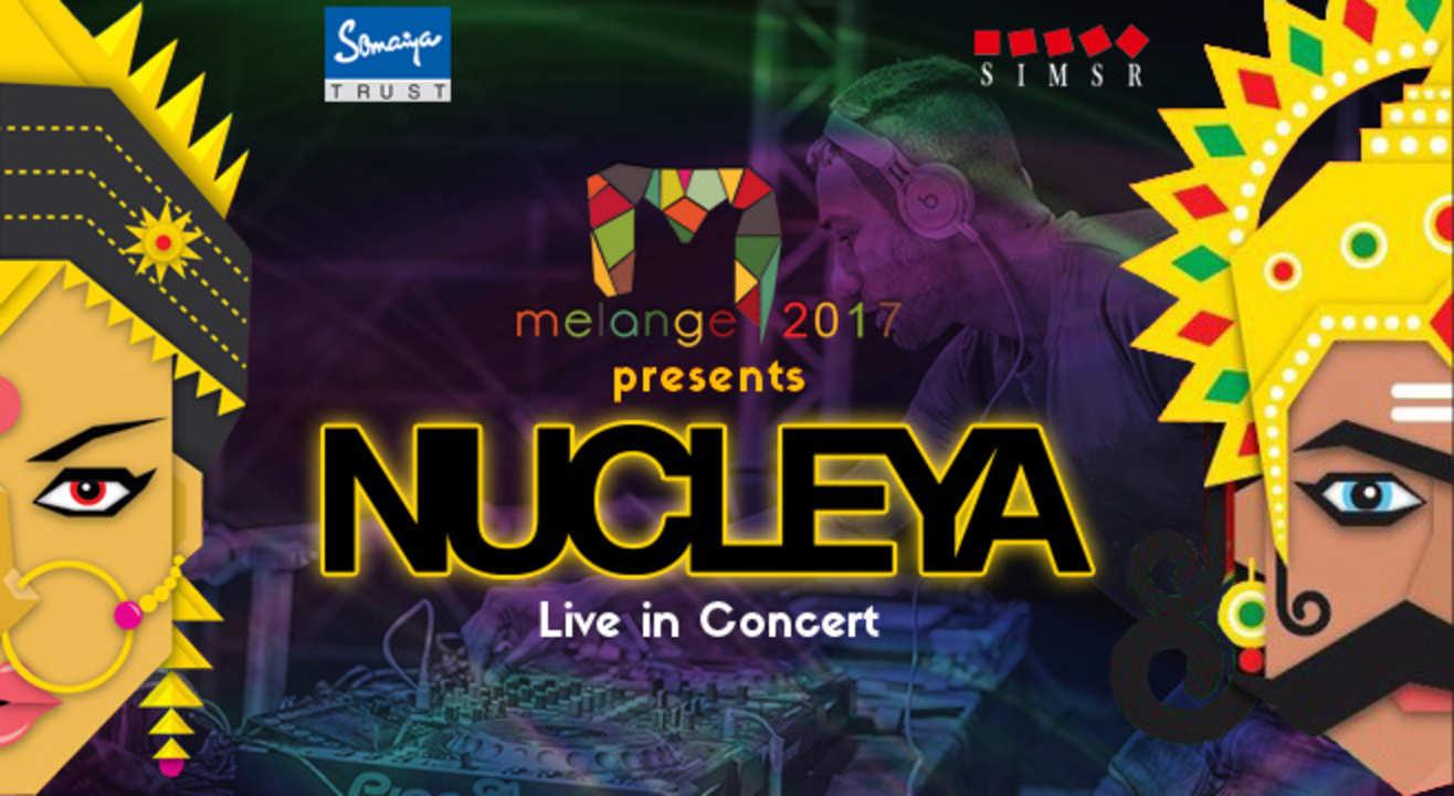 Nucleya Live in Concert @ Melange 2017