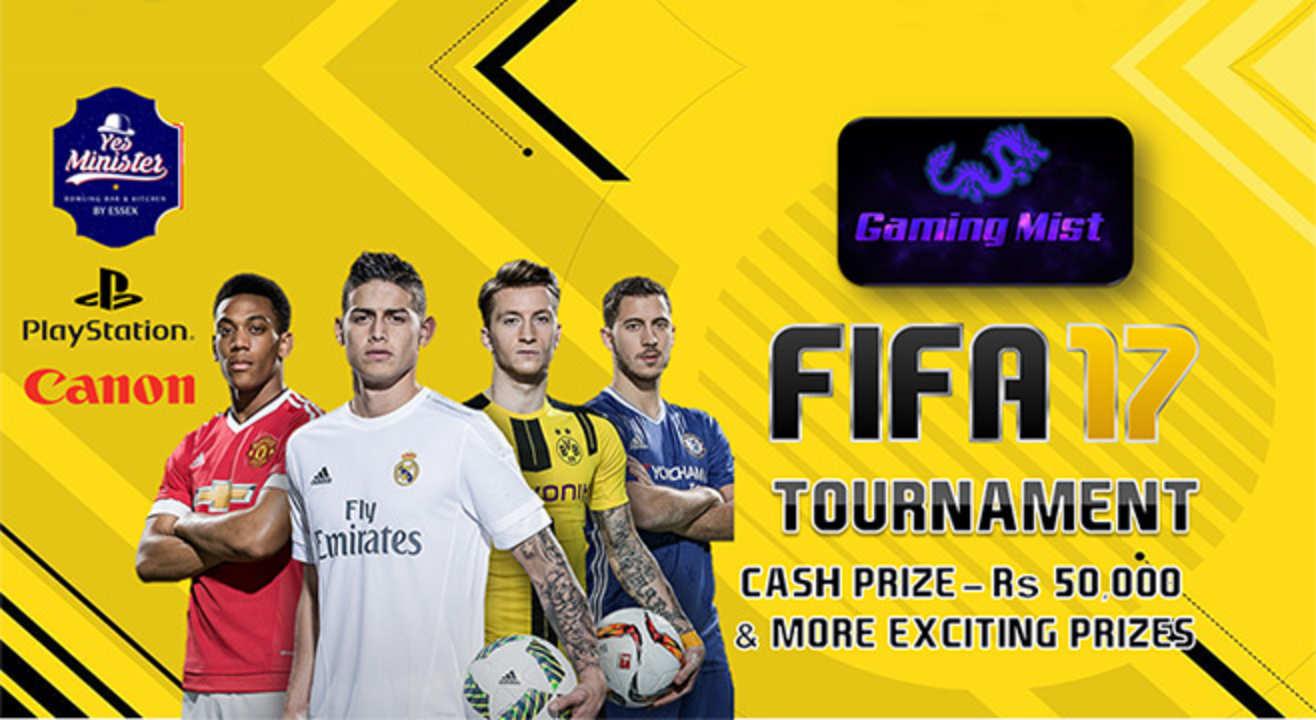 FIFA 17 Tournament by GamingMist