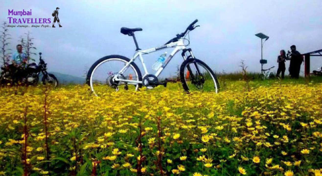 Cycle Ride (Karjat - Kondana Caves)