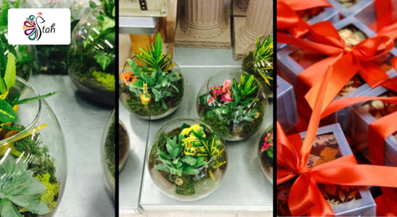 I Made This! – DIY Terrarium Workshop (Diwali Special)