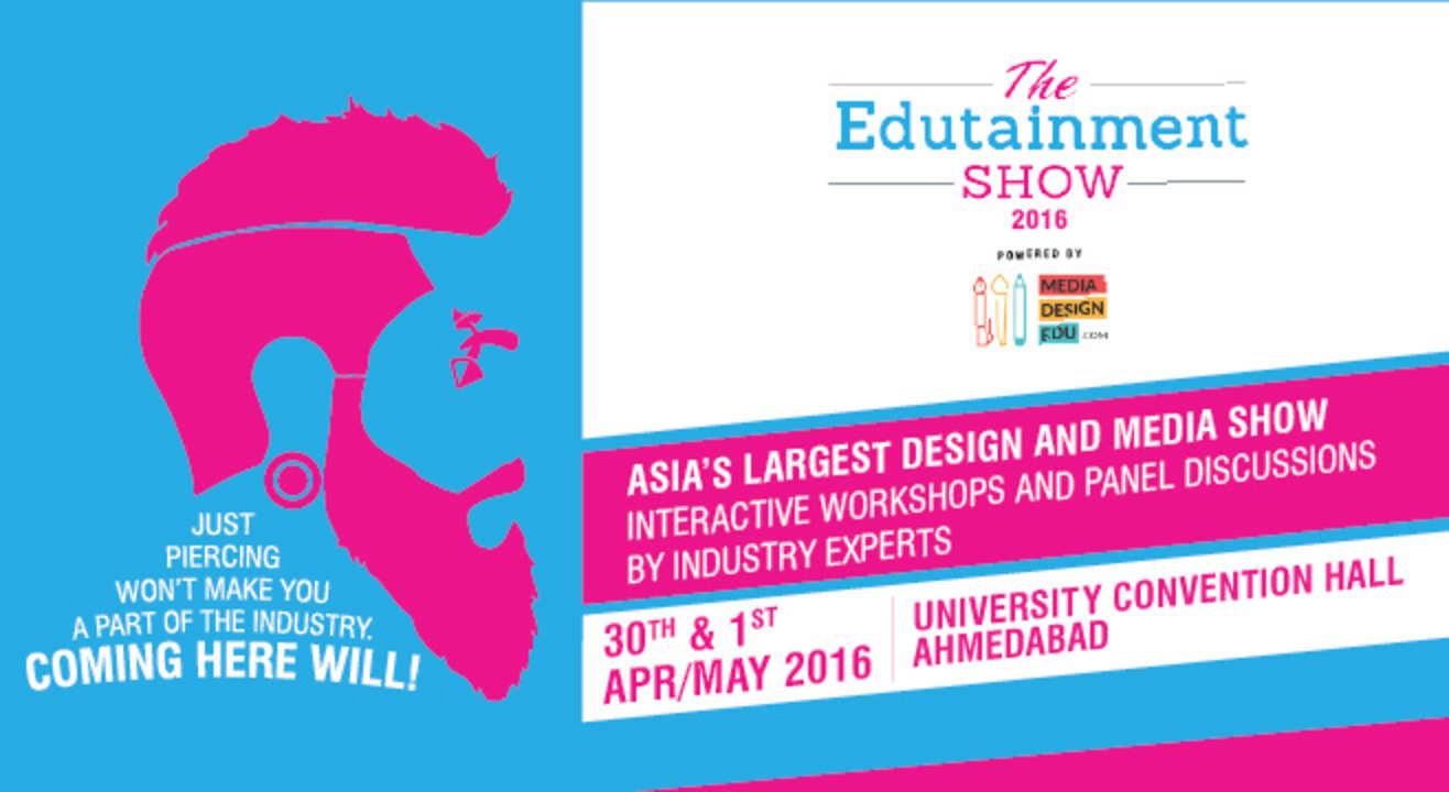 The Edutainment Show, Ahmedabad