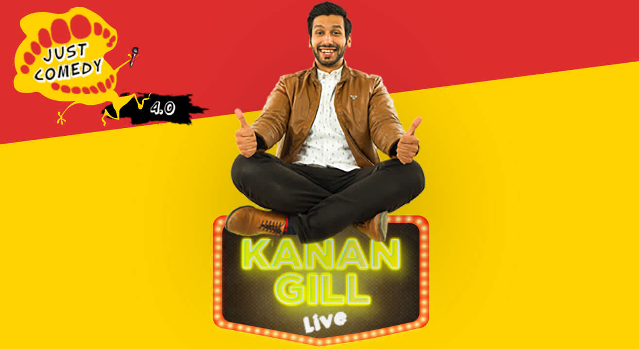 Just Comedy presents Kanan Gill Live