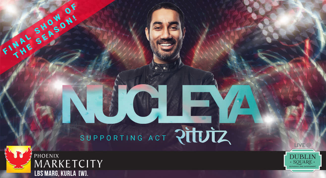 Nucleya Live, Mumbai