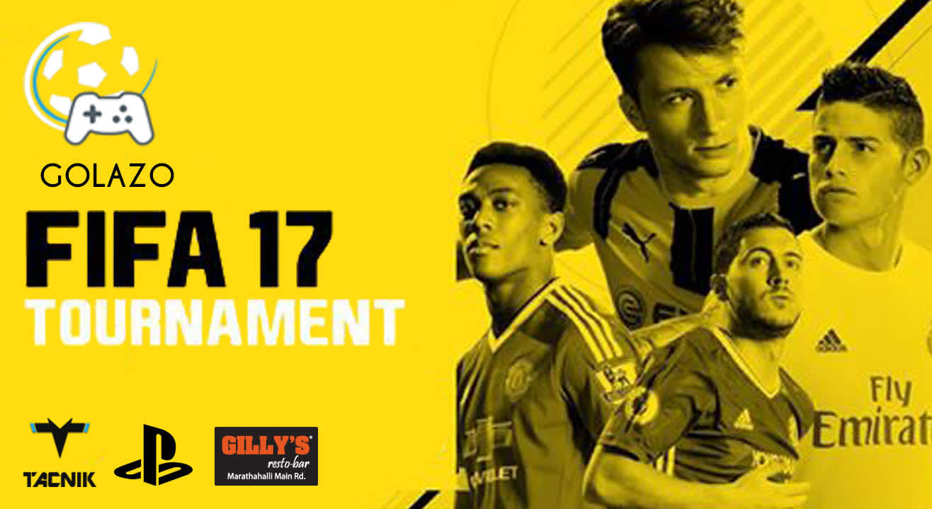 Golazo: FIFA 17 Tournament