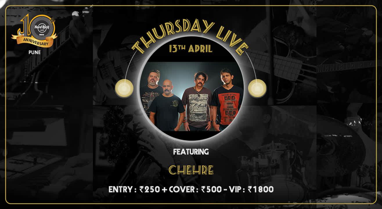 Chehre - Thursday Live!