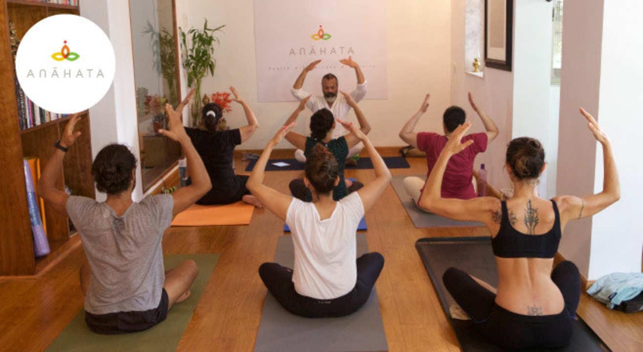 Kundalini Yoga workshop with Bijay Anand