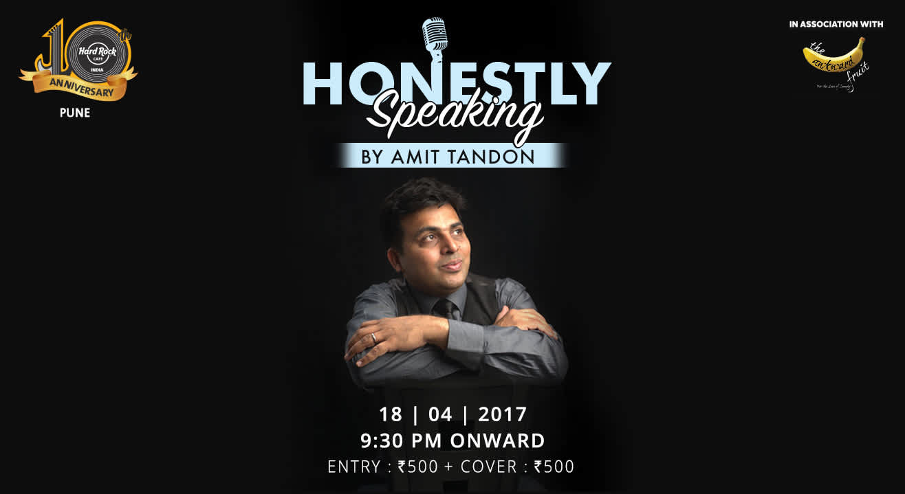 Comedy at Its Best feat. Amit Tandon