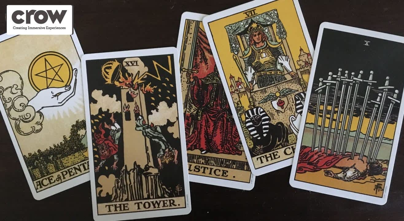 Imaginary Lands: The World of the Tarot