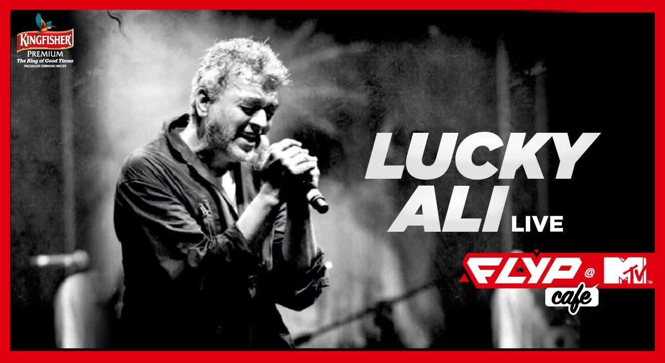 Lucky Ali Live FLYP