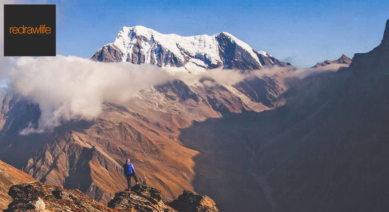 To The Mysterious Lake: Roopkund!