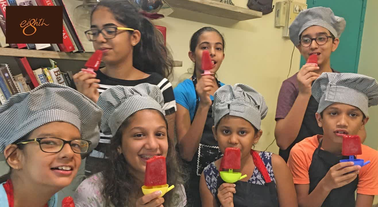Summer Baking Classes for Kids - Junior Chefs