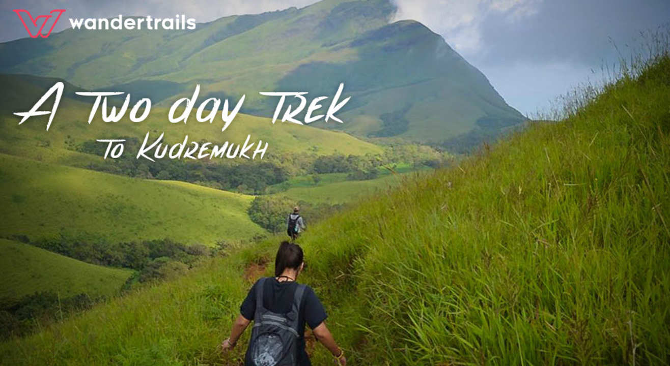 A 2-day trek to Kudremukh