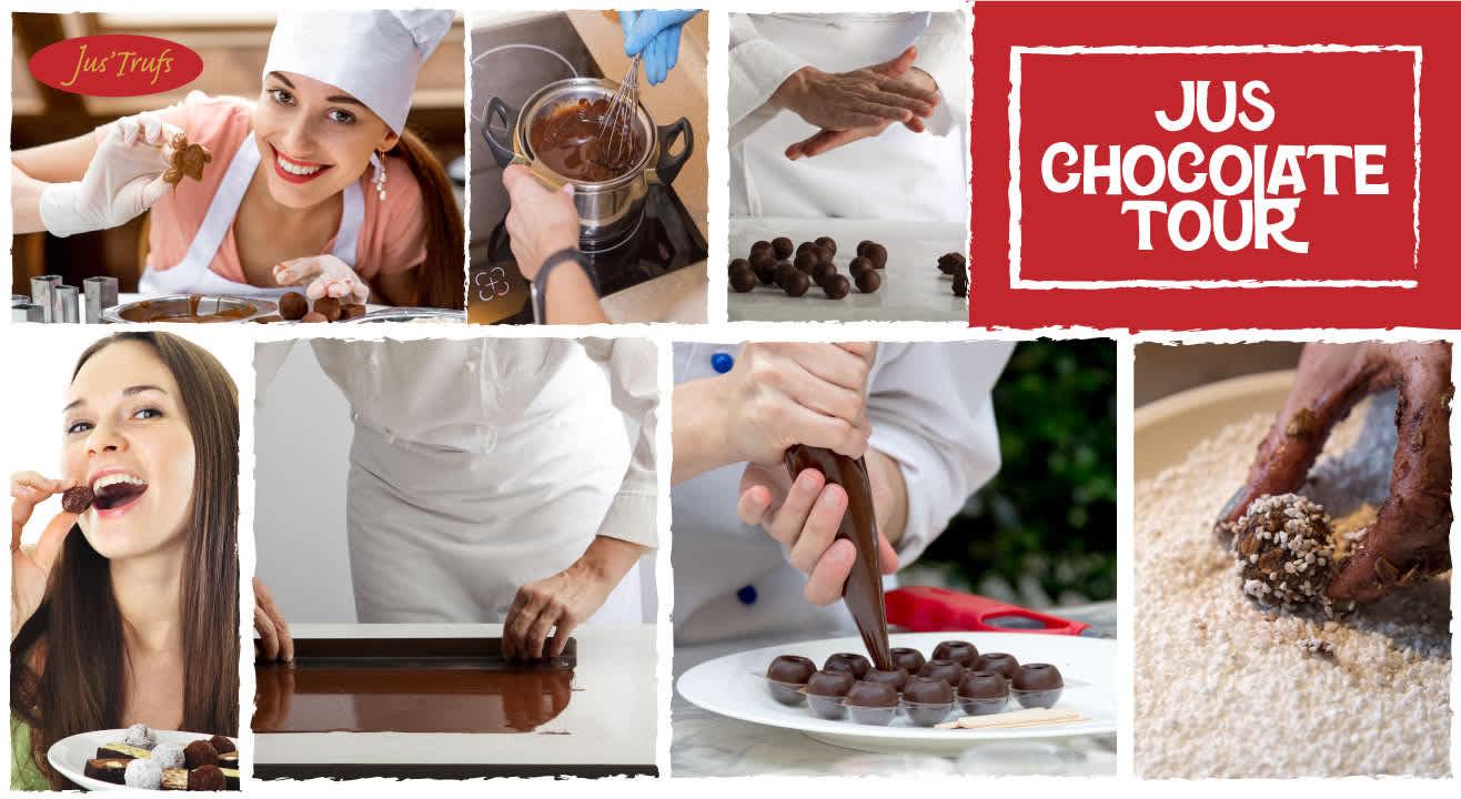 Jus' Trufs Chocolate Tour