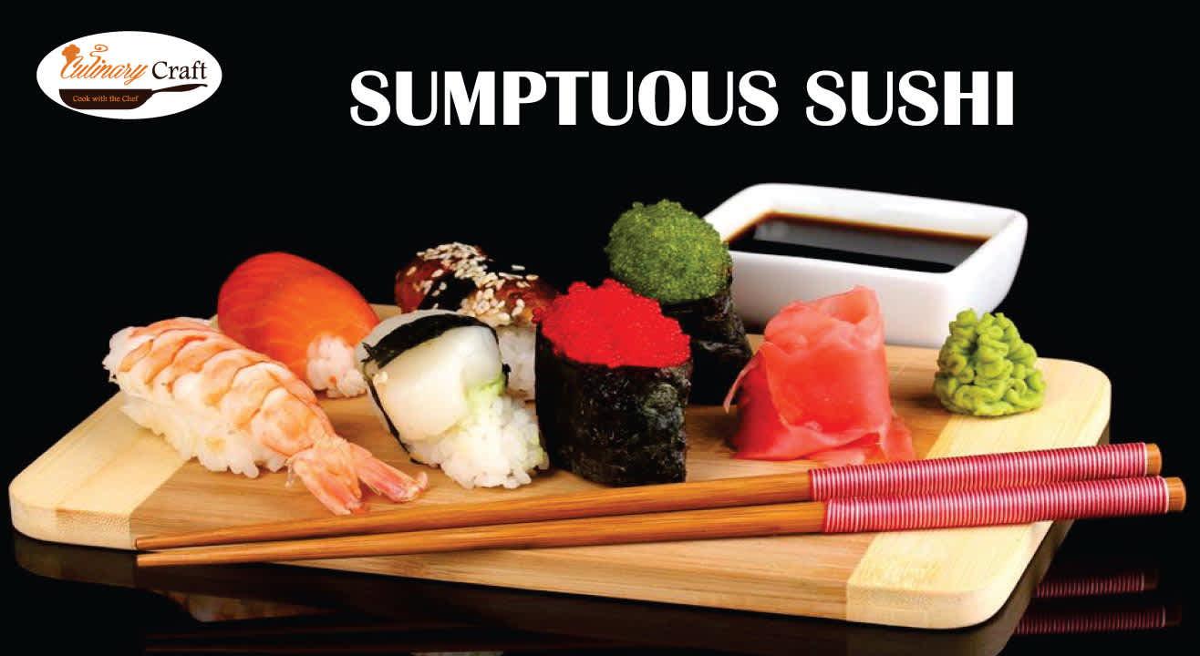 Sumptuous Sushi