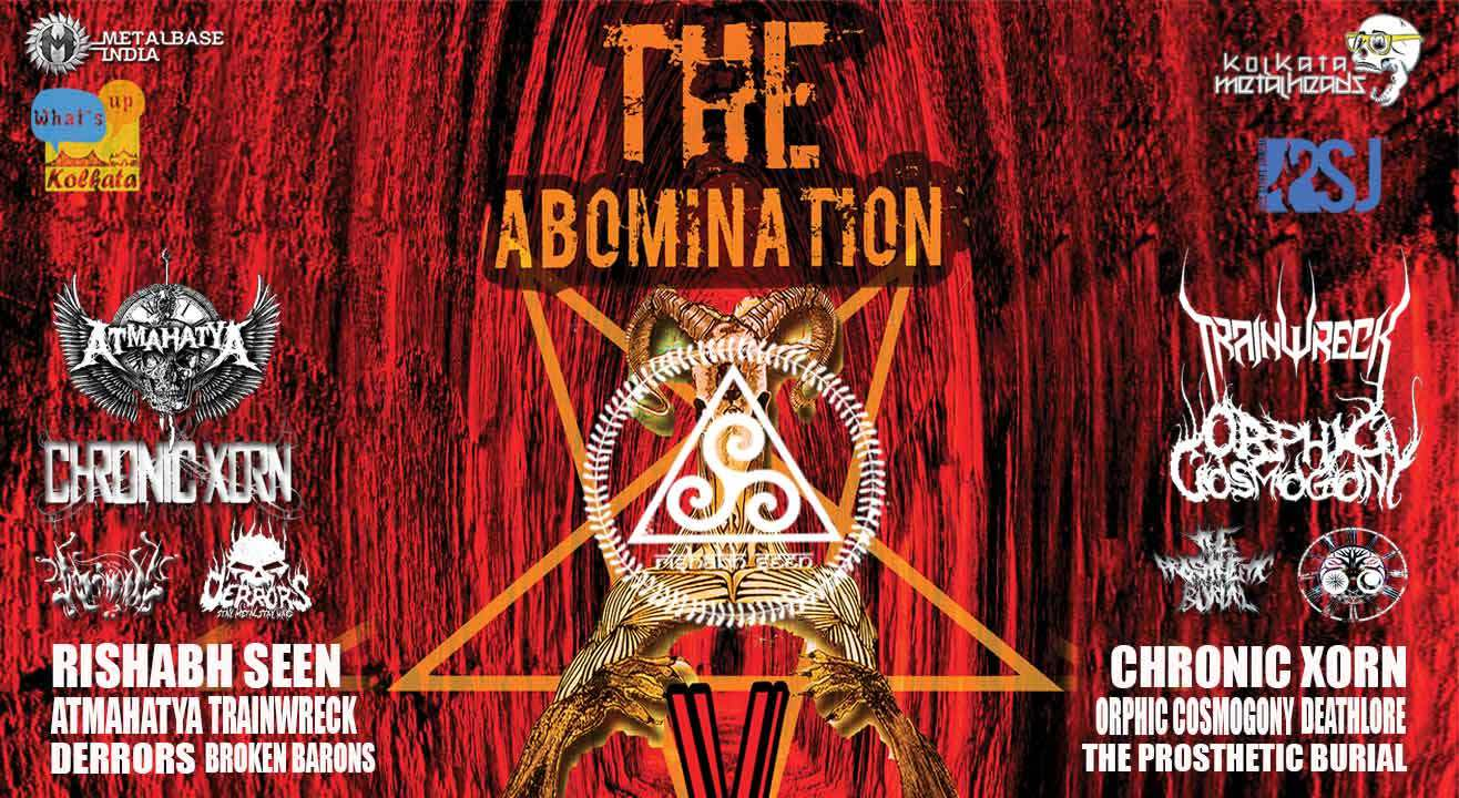 The Abomination Chapter 5