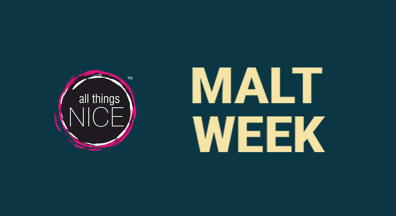 Experience the best Malts of Scotland with All Things Nice Malt Week