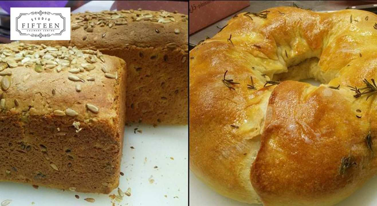 Bread Making by Christina Fernandes