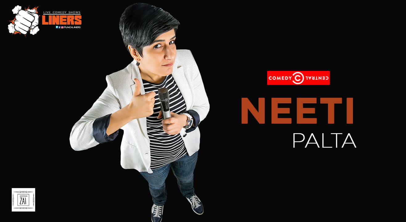 Punchliners: Stand Up Comedy Show feat Neeti Palta at ZAI.