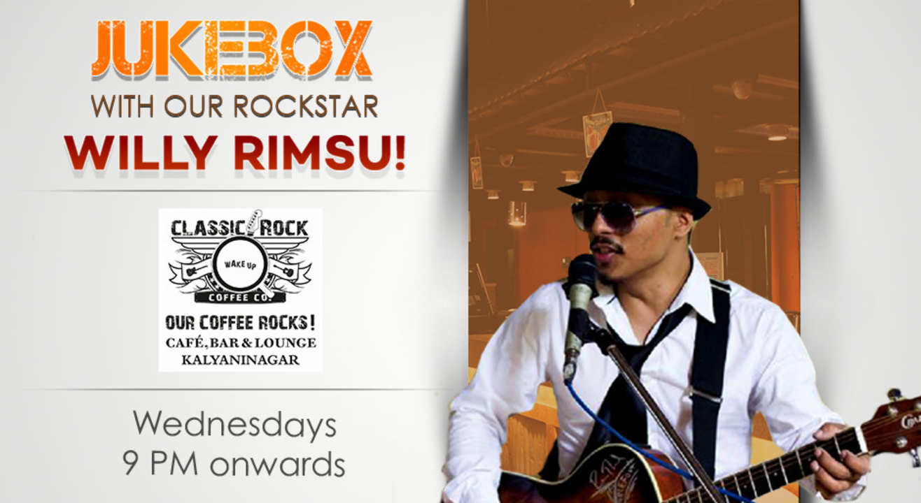 Wednesday Jukebox With Willy Rimsu