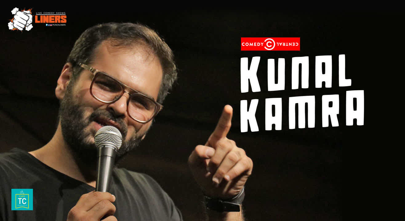 Punchliners: Stand Up Comedy Show feat. Kunal Kamra in Delhi