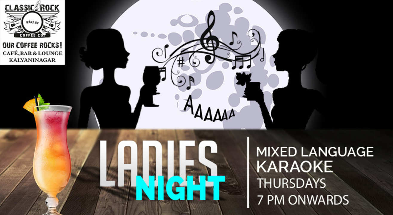 Ladies Night & Mixed Karaoke