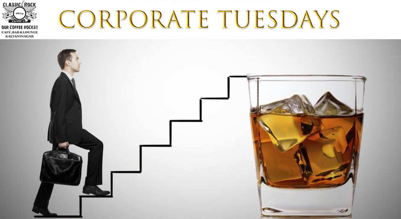 Classic Rock Corporate Tuesdays