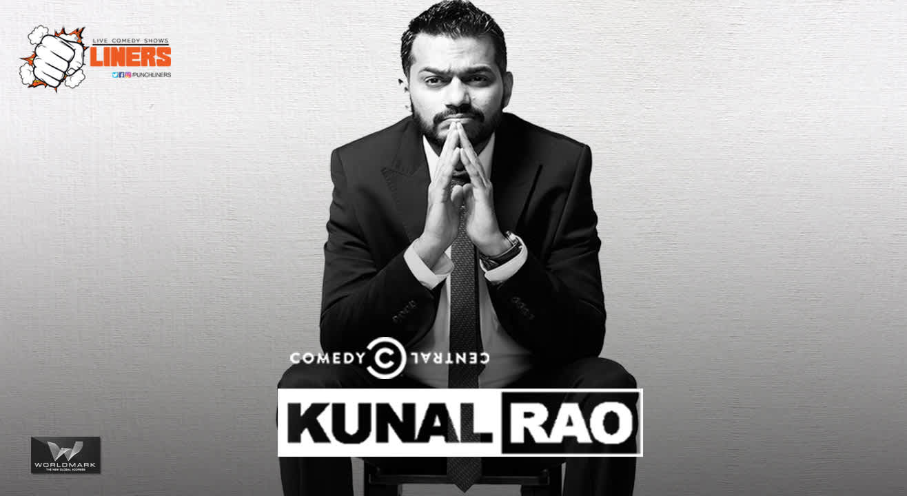 Punchliners: Stand Up Comedy Show feat. Kunal Rao at Food Capital, Worldmark