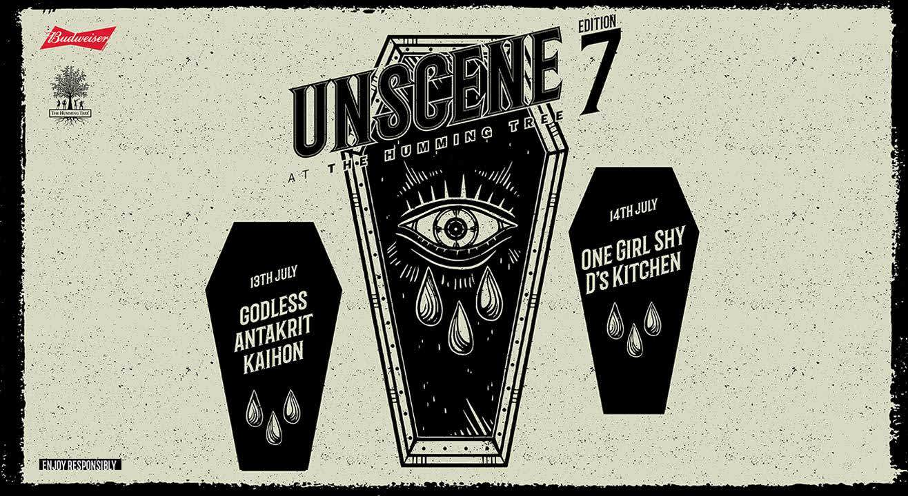 Unscene Edition 7 : Metal and Indie/Alt Music