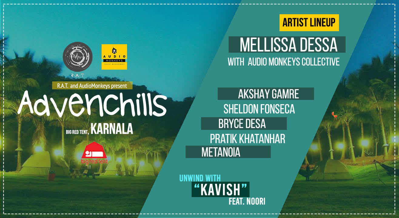 AdvenChills '17 - A Weekend of Music & Adventure