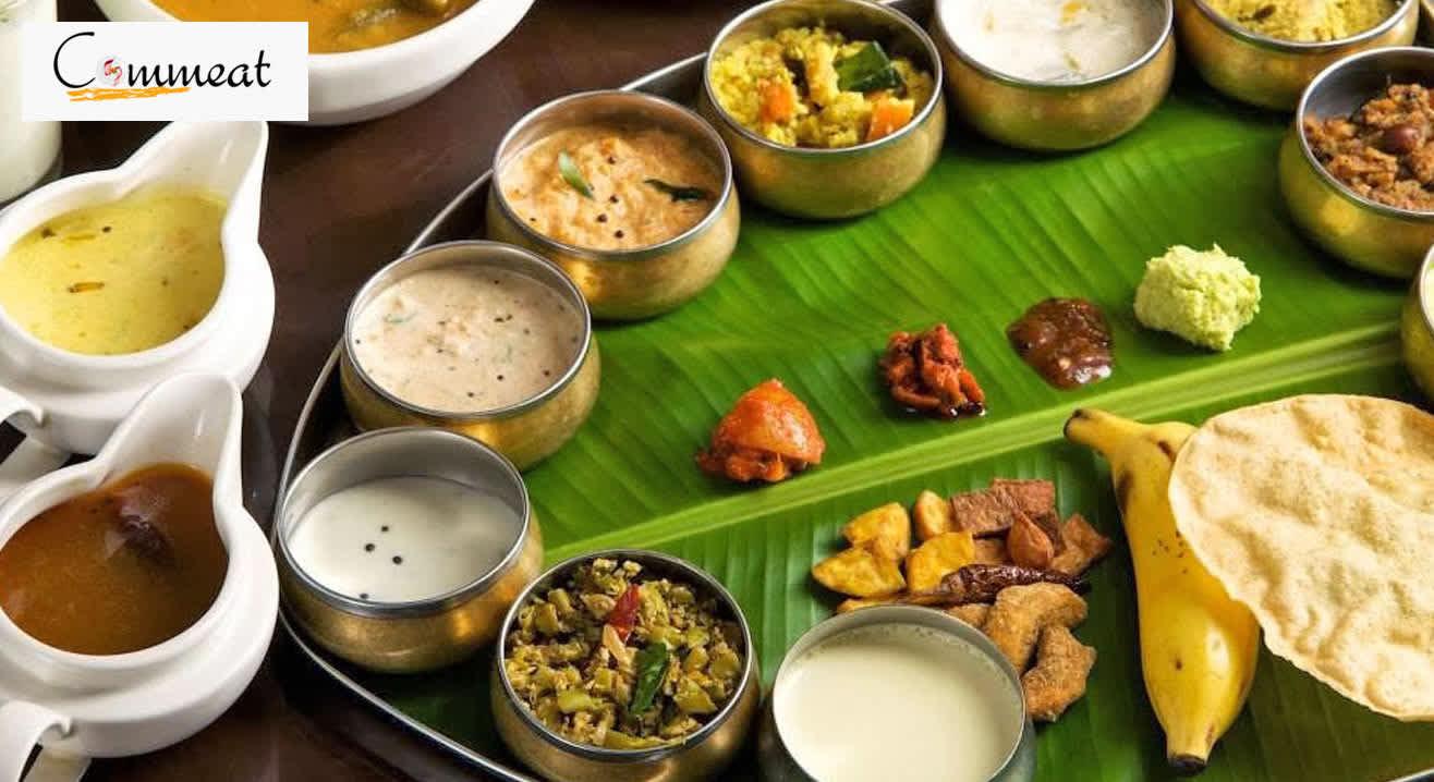Commeat's Vindhu Bhojanam