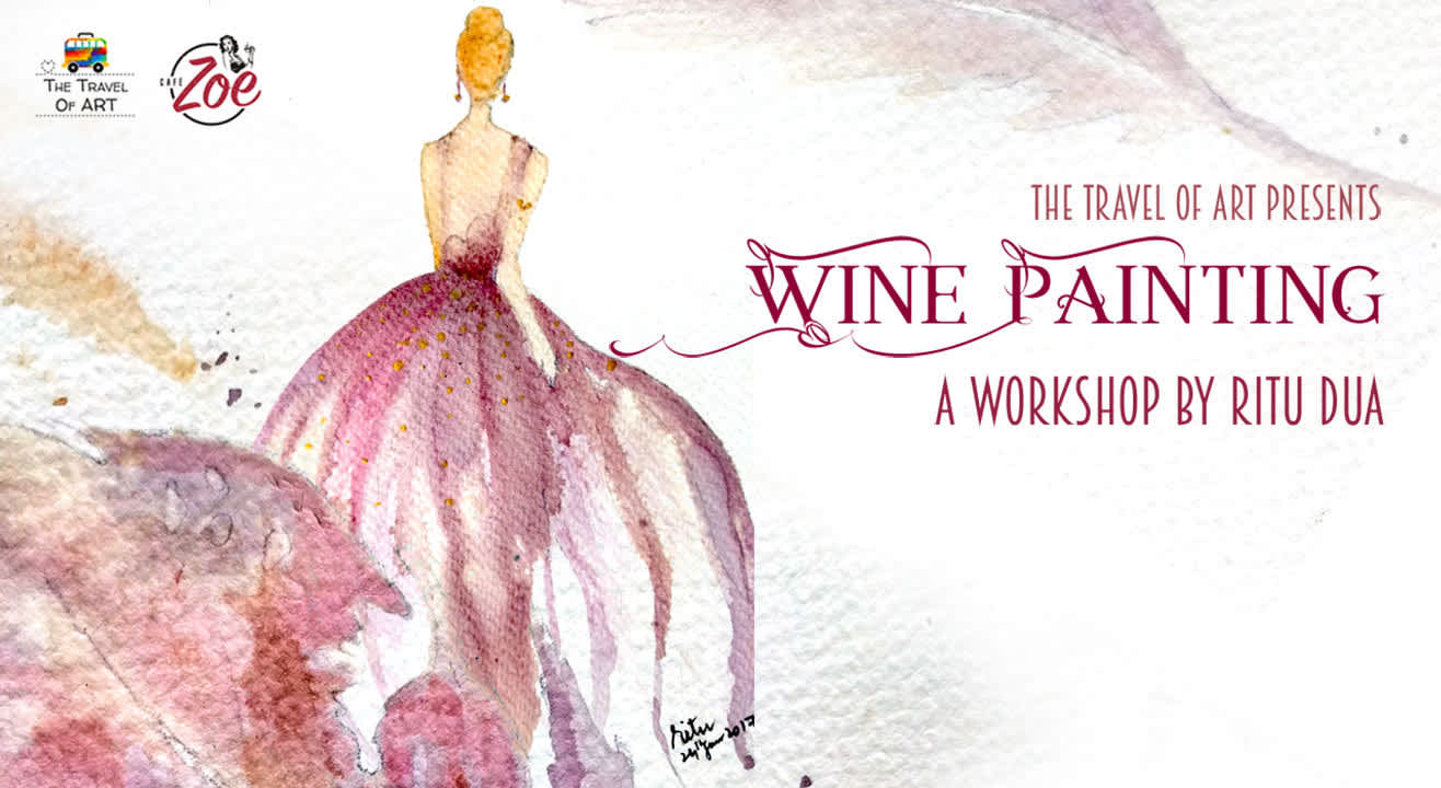 Wine Art Workshop