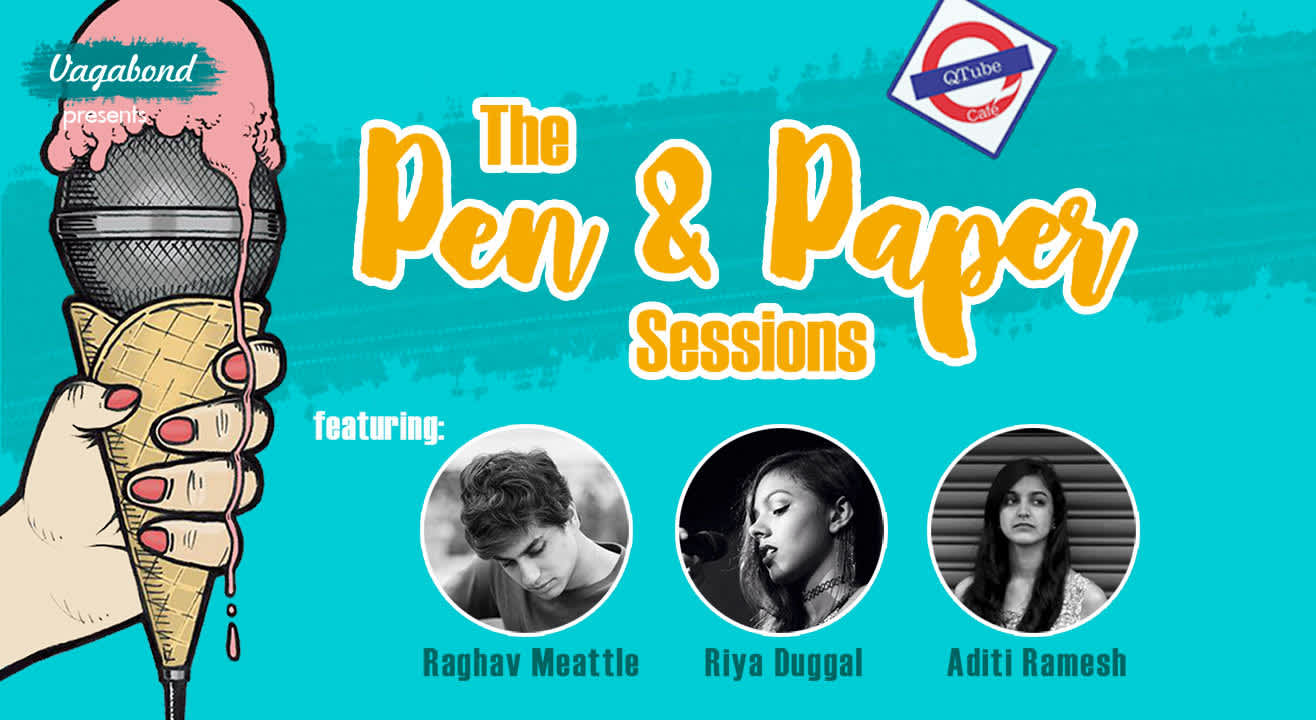 The Pen and Paper Sessions 2.0 - A Singer/Songwriter Showcase